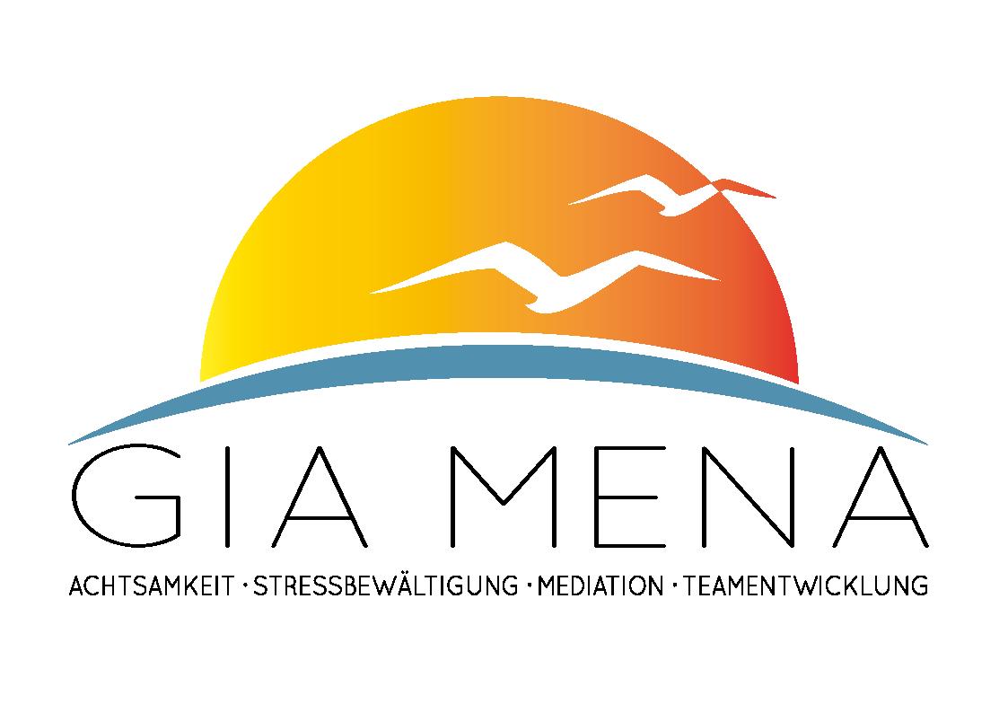 Gia Mena Logo